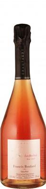 Champagne Rosé brut nature Les Rachais 2005 - bio - Boulard, Francis