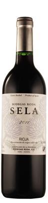 Rioja tinto Sela 2011  - Roda