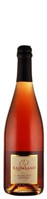 Roter Trauben-Secco - alkoholfrei   - Raumland