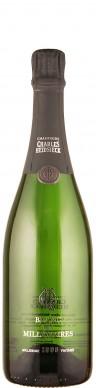 Champagne Blanc de Millénaires  1995  - Charles Heidsieck