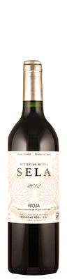 Rioja tinto Sela 2012  - Roda