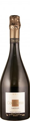 Champagne blanc de noirs brut nature Lieu-dit Largillier   - Coessens