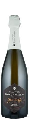 Champagne Extra Brut Grain d'Argile  - bio - Barrat-Masson
