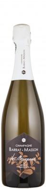 Champagne Blanc de Blancs brut nature Les Margannes  - bio - Barrat-Masson