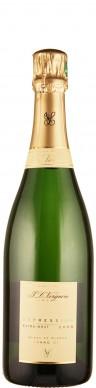 Champagne Grand Cru blanc de blancs extra brut Expression 2009  - Vergnon, J. L.