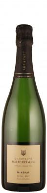 Champagne Grand Cru blanc de blancs extra brut Minéral 2008  - Agrapart & Fils