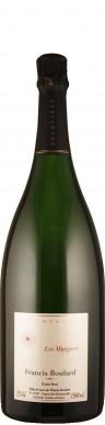 Champagne Blanc de Noirs extra brut Les Murgiers - Magnum  - bio - Boulard, Francis