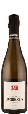 Champagne Premier Cru extra brut 740   - Jacquesson