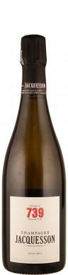 Champagne Premier Cru extra brut 739 - MAGNUM   - Jacquesson