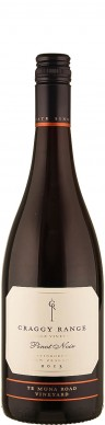 Pinot Noir Te Muna 2013  - Craggy Range Vineyards