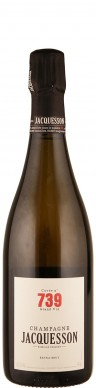 Champagne Premier Cru extra brut 739   - Jacquesson