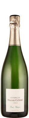 Champagne Grand Cru brut nature    - Hugues Godmé