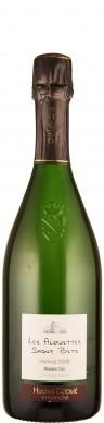 Champagne Premier Cru extra brut Millésime Les Alouettes Saint Bets 2008  - Hugues Godmé