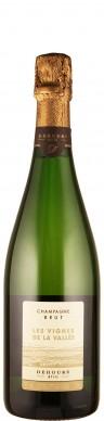 Champagne brut Les Vignes de la Vallée   - Dehours et Fils
