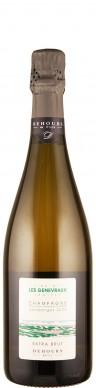 Champagne extra brut Lieu-dit Les Genevraux 2009  - Dehours et Fils