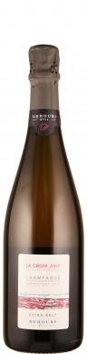 Champagne Rose extra brut Lieu-dit La Croix Joly - Oeil de Perdrix 2011  - Dehours et Fils