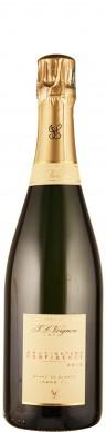 Champagne Grand Cru blanc de blancs brut nature Confidence 2010  - Vergnon, J. L.