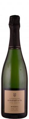 Champagne Grand Cru blanc de blancs extra brut Minéral 2010  - Agrapart & Fils