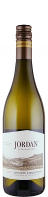 Chardonnay unoaked 2017  - Jordan Winery
