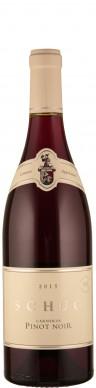 Schug Pinot noir Caneros 2015  - Schug Winery