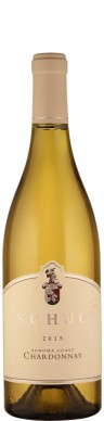 Schug Chardonnay Sonoma Coast 2015  - Schug Winery