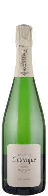 Champagne Grand Cru extra brut L'Atavique   - Mouzon Leroux & Fils