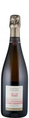 Champagne Rose extra brut Oeil de Perdrix   - Dehours et Fils
