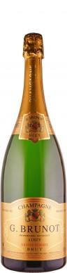 Champagne Premiere Cru brut Grande Réserve - Magnum   - Brunot, Guy