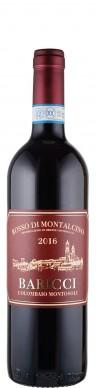 Rosso di Montalcino  2016  - Baricci