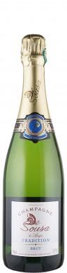 Champagne brut Tradition  - FR-BIO-10 - De Sousa et Fils