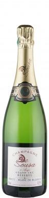 Champagne Grand Cru Blanc de Blancs Réserve  - FR-BIO-10 - De Sousa et Fils