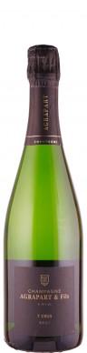 Champagne Grand Cru blanc de blancs  brut Les 7 Crus   - Agrapart & Fils