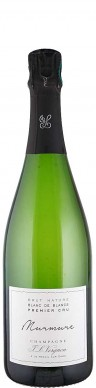 Champagne Premier Cru Blanc de Blancs brut nature Murmure   - Vergnon, J. L.
