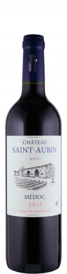 Chateau Saint-Aubin Cru Bourgeois 2015  - Saint-Aubin