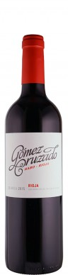 Rioja Crianza  2015  - Gómez Cruzado