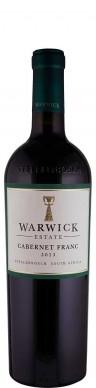 Cabernet Franc  2013  - Warwick Estate