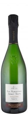 Champagne Premier Cru extra brut Millésime Les Alouettes Saint Bets 2009  - Godmé, Hugues