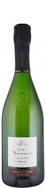 Champagne Premier Cru extra brut Millésime Les Romaines 2009  - Godmé, Hugues
