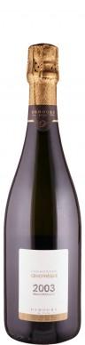 Champagne extra brut Blanc de Noirs Oenotheque Lieu-dit Maisoncelle 2003  - Dehours et Fils