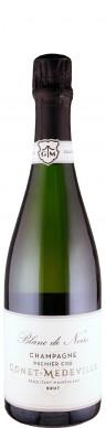 Champagne Premier Cru Blanc de Noirs    - Gonet-Médeville