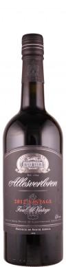 Allesverloren Wine Estate Allesverloren Fine Old Vintage 2013