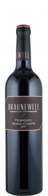 Weingut Braunewell François Grande Reserve Rotweincuvée trocken 2015