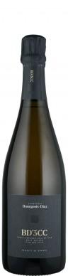 Champagne Bourgeois Diaz Champagne brut nature '3CC'- trois cepages collection  Biowein - FR-BIO-01