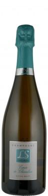 Champagne L&S Cheurlin Champagne extra brut Coeur de Chevalier  Biowein - FR-BIO-01