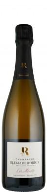 Champagne Elemart Robion Champagne Blanc de Noirs extra brut Les Monets 2016 Biowein - FR-BIO-01