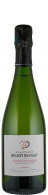 Champagne Benoit Dinvaut Champagne extra brut Nuances de Solera