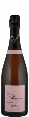 Champagne Yann Alexandre Champagne Premier Cru Rosé brut Blanches Terres