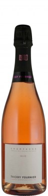 Champagner Thierry Fournier Champagne Rosé brut