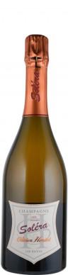 Olivier Horiot Champagne brut nature Soléra - 1 Sol, 7 Cépages  Biowein - FR-BIO-01