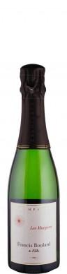 Champagne Francis Boulard & Fille Champagne brut nature Les Murgiers - halbe Flasche  Biowein - FR-BIO-001